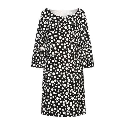 FRANK LYMAN ミニワンピース&ドレス ブラック 14 ポリエステル 95% / ポリウレタン 5% ミニワンピース&ドレス