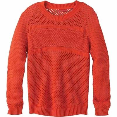 プラーナ Prana レディース ニット・セーター トップス kokimo sweater Lava Glow