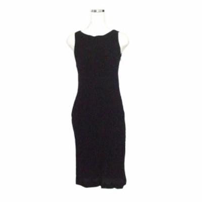 Otto オットー フォーマルロングワンピース (黒 定番 ドレス Collection コレクション) 116332【中古】