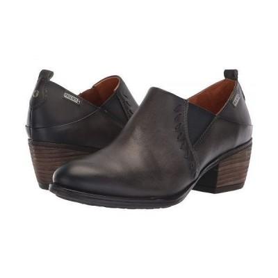 Pikolinos レディース 女性用 シューズ 靴 ブーツ アンクル ショートブーツ Baqueira W9M-7666 - Lead