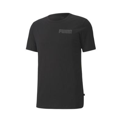 (PUMA/プーマ)モダン べージックス 半袖 Tシャツ/メンズ PUMABLACK