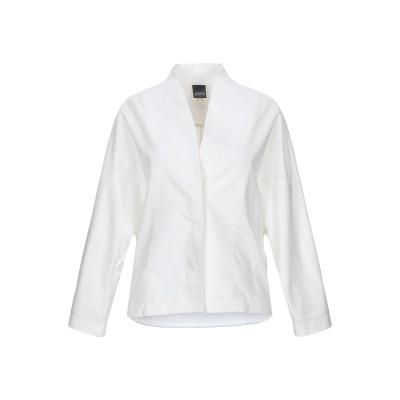 LORENA ANTONIAZZI シャツ ホワイト 42 コットン 100% シャツ