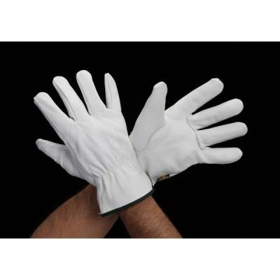 エスコ ESCO [M] 手袋(牛革) EA353GE-2 [I260128]