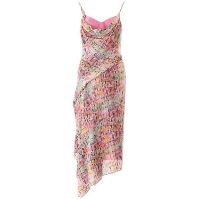 シエス・マルジャン レディース ワンピース トップス Sies Marjan Farrah Liquid Dress -