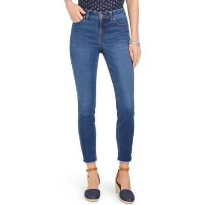 スタイル&コー Style & Co レディース ジーンズ・デニム ボトムス・パンツ Uptown Raw-Hem Skinny Jeans Hayden