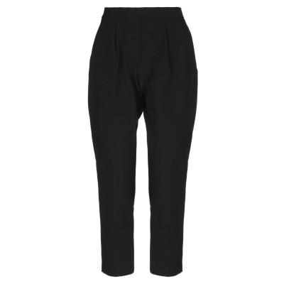 TWENTY EASY by KAOS パンツ ブラック 38 ポリエステル 88% / ポリウレタン 12% パンツ