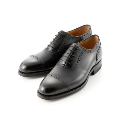 [靴]ロジャースペンサー 紳士靴 IMRJ1002 BLA黒 25.5