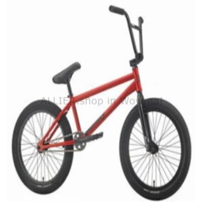 BMX 2019日曜日の完全な予報20.75火災エンジンの赤い傘SILVA BMXバイク  2019 SUNDAY COMPLET