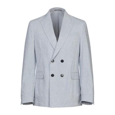 ローダ RODA テーラードジャケット アジュールブルー 46 コットン 76% / ナイロン 23% / ポリウレタン 1% テーラードジャケット