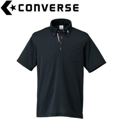 【2枚までメール便送料無料】CONVERSE(コンバース) ボタンダウンシャツ CB231402 1900