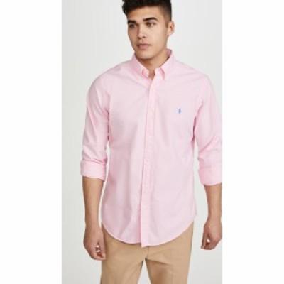 ラルフ ローレン Polo Ralph Lauren メンズ シャツ トップス gd oxford shirt Pink