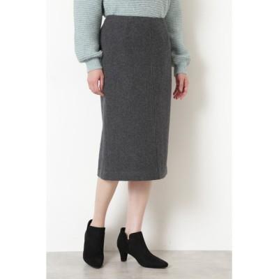 NATURAL BEAUTY BASIC / ウールカルゼミルドスカート WOMEN スカート > スカート