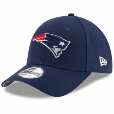 New Era ニュー エラ スポーツ用品  New Era New England Patriots Navy The League 9FORTY Adjustable Hat