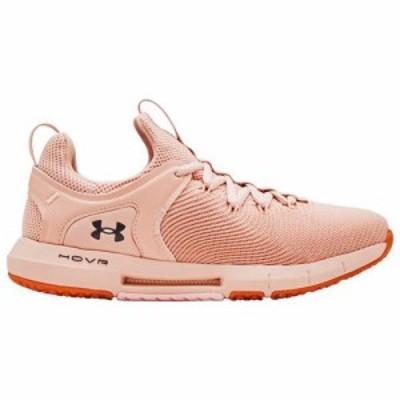 (取寄)アンダーアーマー レディース シューズ ホバー ライズ 2 UNDER ARMOUR Women's Shoes Hovr Rise 2 Particle Pink Particle Pink Je