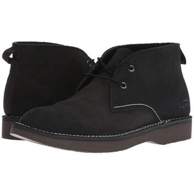 アグオーストラリア Camino Chukka Boot メンズ ブーツ Black