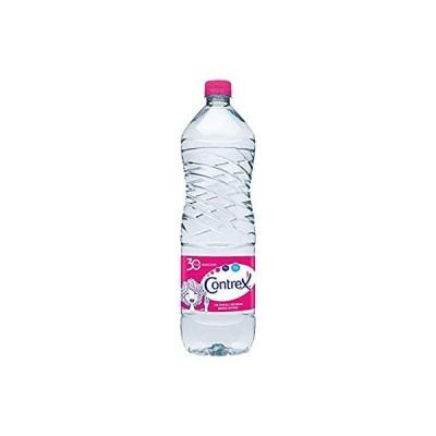 コントレックス 1.5L 水 [正規輸入品] ×12本