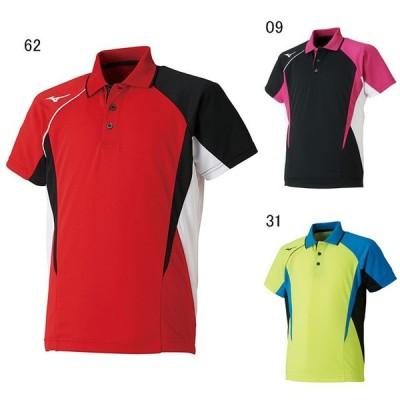 ミズノ テニス ユニホーム ゲームシャツ ジュニア ゲームシャツ MIZUNO 62JA8004