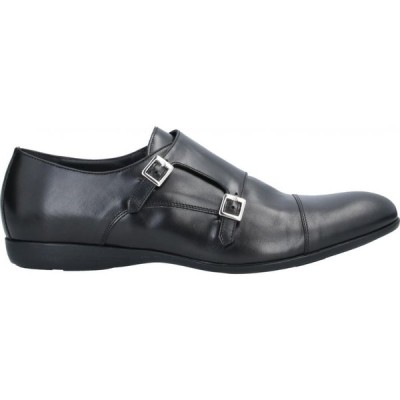 ファビアーノ リッチ FABIANO RICCI メンズ ローファー シューズ・靴 loafers Black