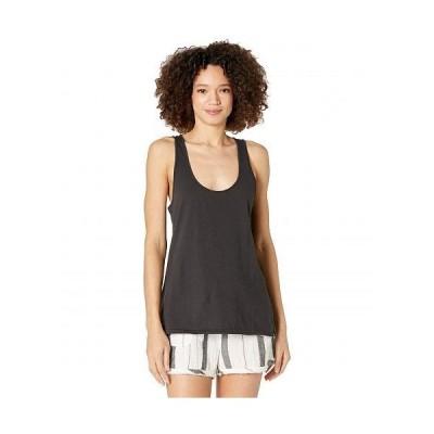 Hurley ハーレー レディース 女性用 ファッション トップス シャツ Perfect Tank - Black