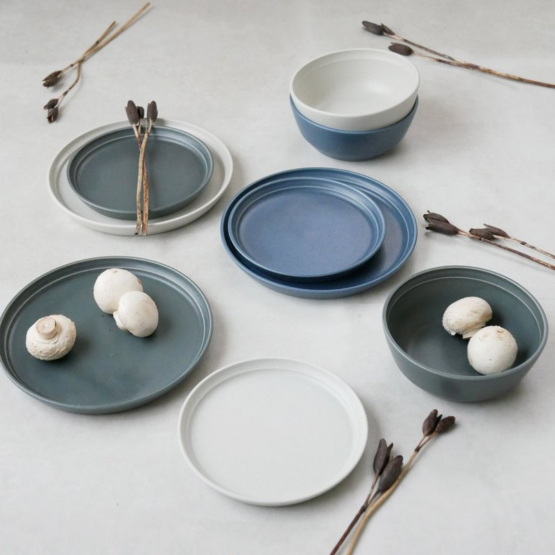 日本KINTO FOG餐盤 16cm / 20cm / 共3色