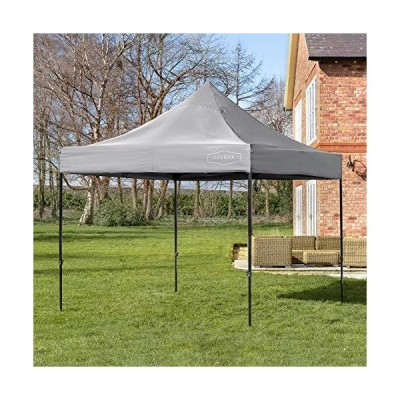 Harrier 10x10 Pop Up Canopy - Gazebo Canopy Tent with Side Panel Packages | Pop Up Canopy 10x10 | Outdoor Canopy Tent with Sidewalls | Carry