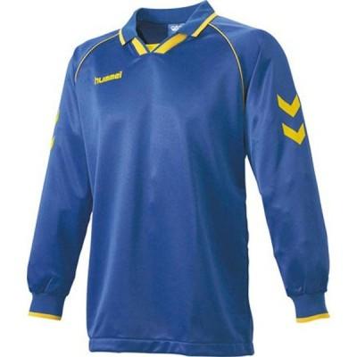 長袖ゲームシャツ hummel ヒュンメル ゲームシャツ (HAG2006A)