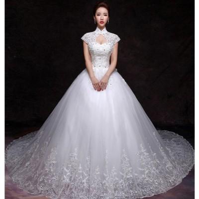 ウェディングドレス > ウェディングドレス ふんわりタイプ060402