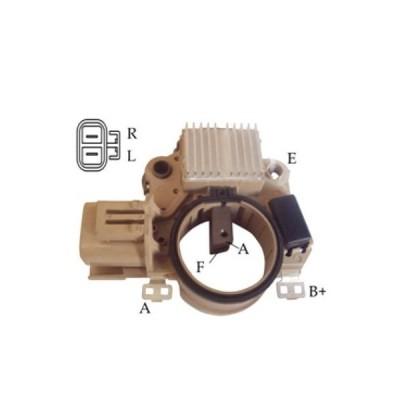 AL オルタネーター 電圧 レギュレーター 適用: 06-103 5ピース AL-JJ-1942