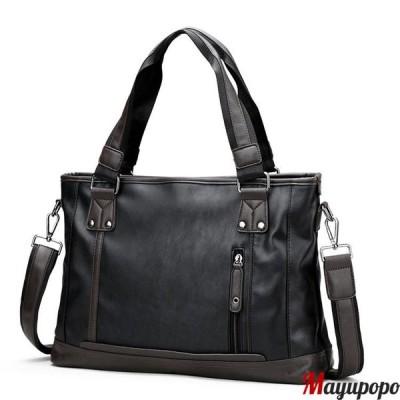 バッグ トートバッグ メンズ 大容量 ビジネスバッグ 出張 A4 PC 旅行 大きめ 鞄 トート ビジネスバッグ