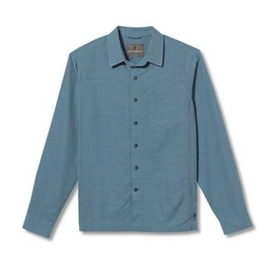 ロイヤルロビンズ メンズ シャツ トップス Desert Pucker Dry Performance Long-Sleeve Woven Shirt