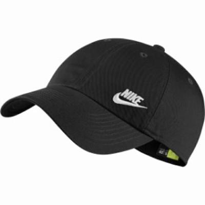 ナイキ レディース Nike H86 Futura Classic Cap キャップ 帽子 Black/White