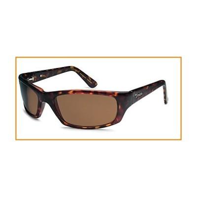 Typhoon Mission Bay 927 Polarized Sunglasses,Demi Frame/Brown Lens,one size【並行輸入品】