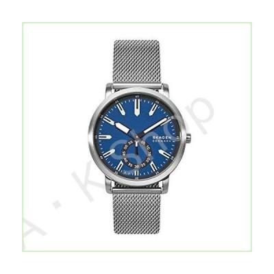 Skagen Men's Quartz Watch with Stainless Steel Strap, Silver, 20 (Model: SKW6610)--並行輸入品--