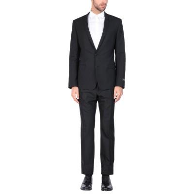 ドルチェ & ガッバーナ DOLCE & GABBANA スーツ ブラック 52 バージンウール 97% / ポリウレタン 3% スーツ