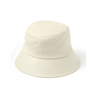 repipi armario / フェイクレザーバケットハット WOMEN 帽子 > ハット