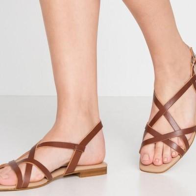 ザイン レディース サンダル Sandals - brown