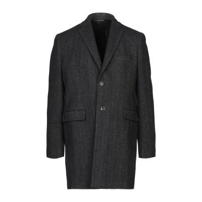 トネッロ TONELLO コート スチールグレー 50 バージンウール 100% コート