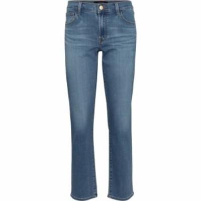 ジェイ ブランド J Brand レディース ジーンズ・デニム ボトムス・パンツ adele mid-rise straight jeans Earthen