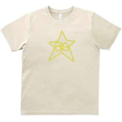 BIG 音楽・ロック・シネマ Tシャツ サンド