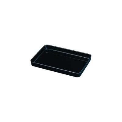 (業務用・長角)賞状盆軽量 木質(黒) 尺3寸(入数:5)