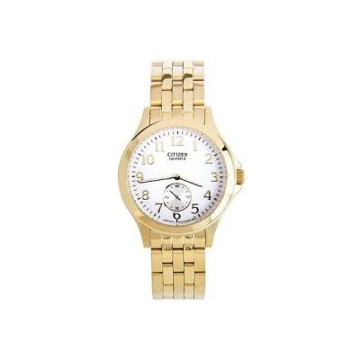 腕時計 シチズン Citizen クォーツ Elegant ゴールド Tone レディース 腕時計 EQ9052-51A
