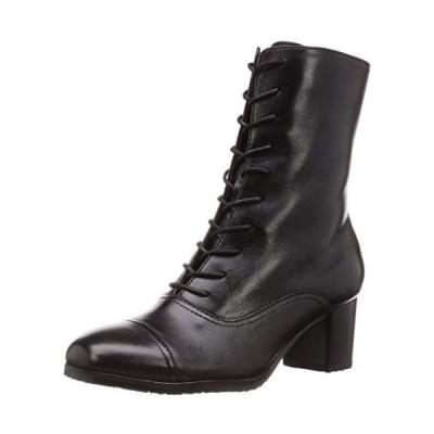 (アシナガオジサン)ブーツ 2810351 レディース (ブラック 24.0 cm)