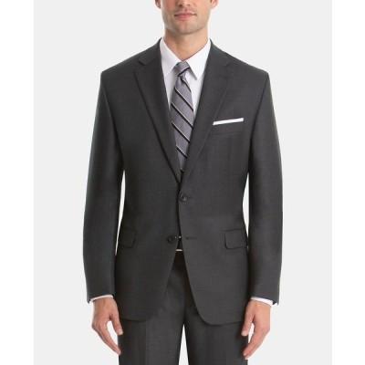 ラルフローレン ジャケット&ブルゾン アウター メンズ Men's UltraFlex Classic-Fit Wool Suit Jacket Grey