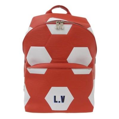 B楽市本店  新品 LOUIS VUITTON ルイ ヴィトン エピ(ワールドカップ) アポロ バックパック 赤 M52117
