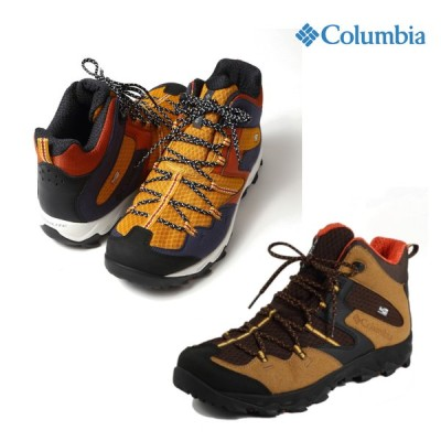 コロンビア Columbia  セイバー4 ミッドアウトドラ YM7463