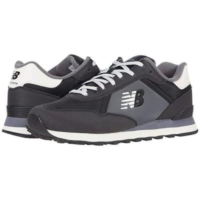 ニューバランス ML515 メンズ スニーカー 靴 シューズ Black/Lead
