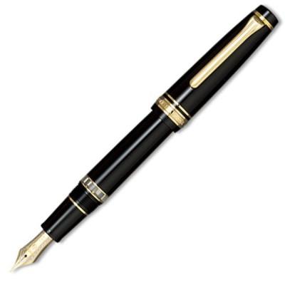 お取り寄せ 万年筆 セーラー SAILOR プロフェッショナルギア レアロ ブラック