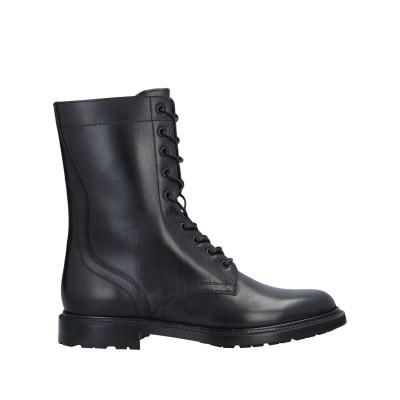 セリーヌ CELINE ブーツ ブラック 43 革 ブーツ