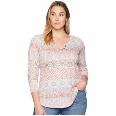 Aventura Clothing アベンチュラクロージング 服 一般 Plus Size Austen Long Sleeve Shirt