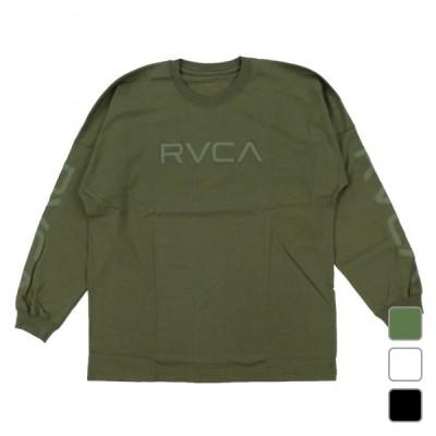 ルーカ サーフ 長袖Tシャツ BIG PIXEL LS BA042-057 RVCA